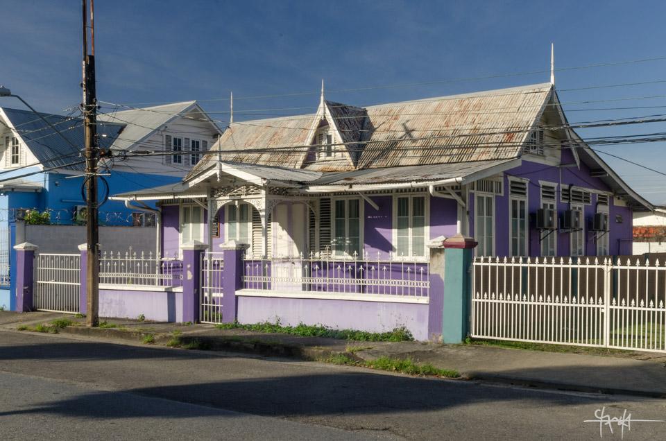 Victoria Square West, Port of Spain