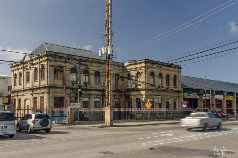 City Gate, Port of Spain
