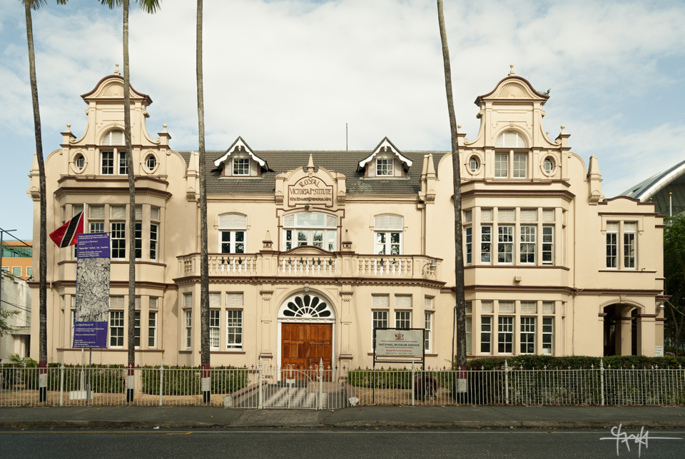 The National Museum and Art Gallery of Trinidad and Tobago
