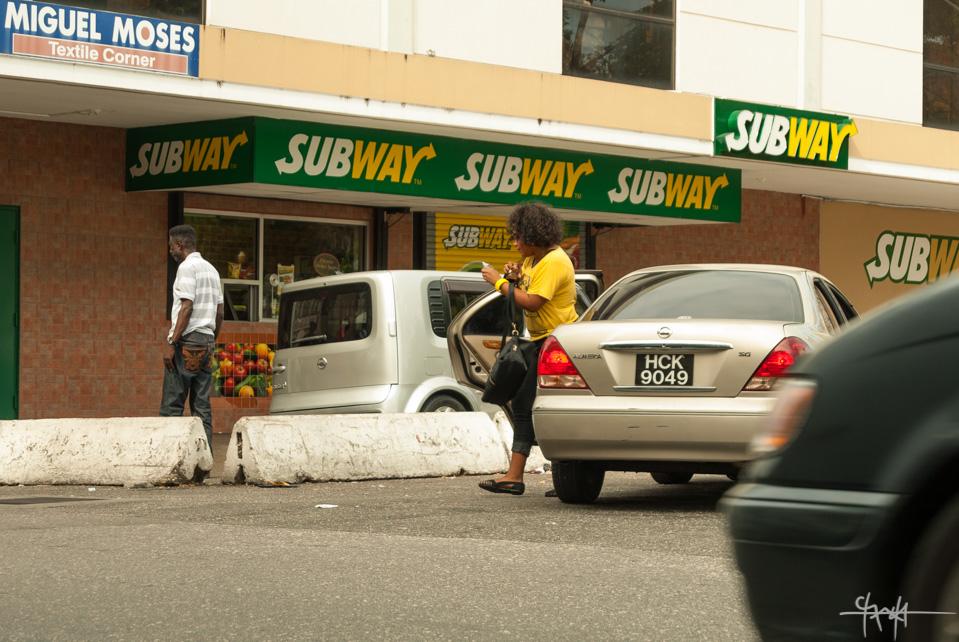 Saint Anns Taxi Stand