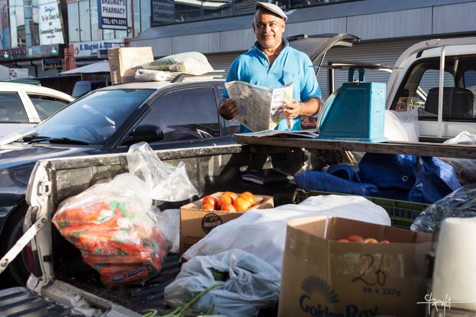 The Chaguanas Market