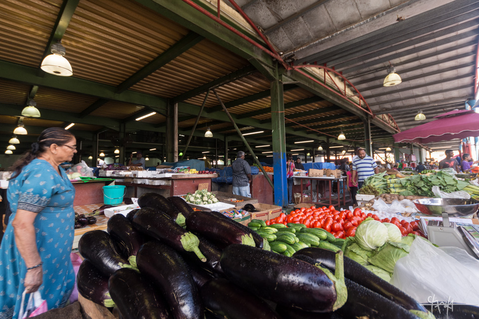The Chaguanas Market