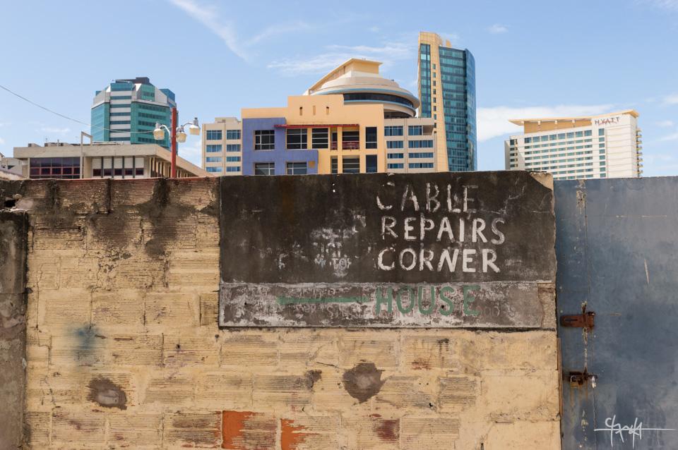 Cable Repairs Corner