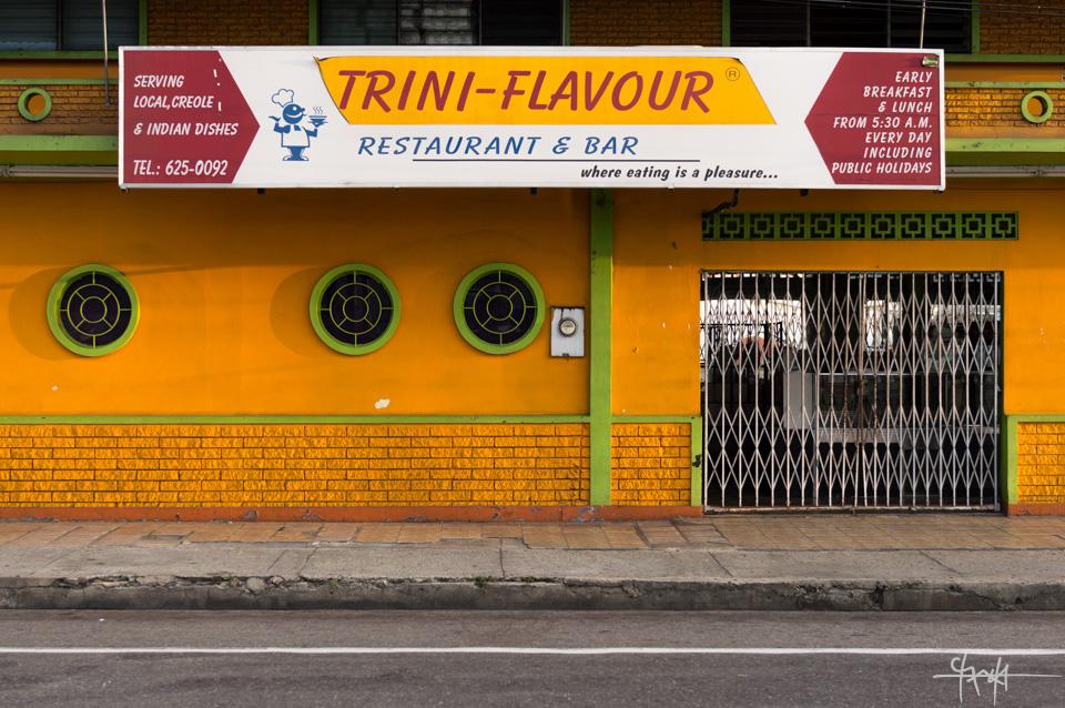 Trini-Flavour Restaurant and Bar