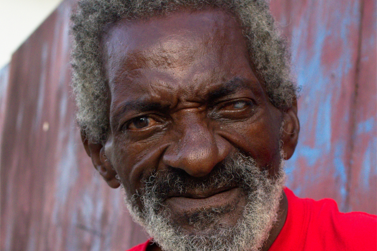 Image Caption: Portrait of Phillip on Duke Street, Port of Spain. 19th November, 2016.—Click to read this article.