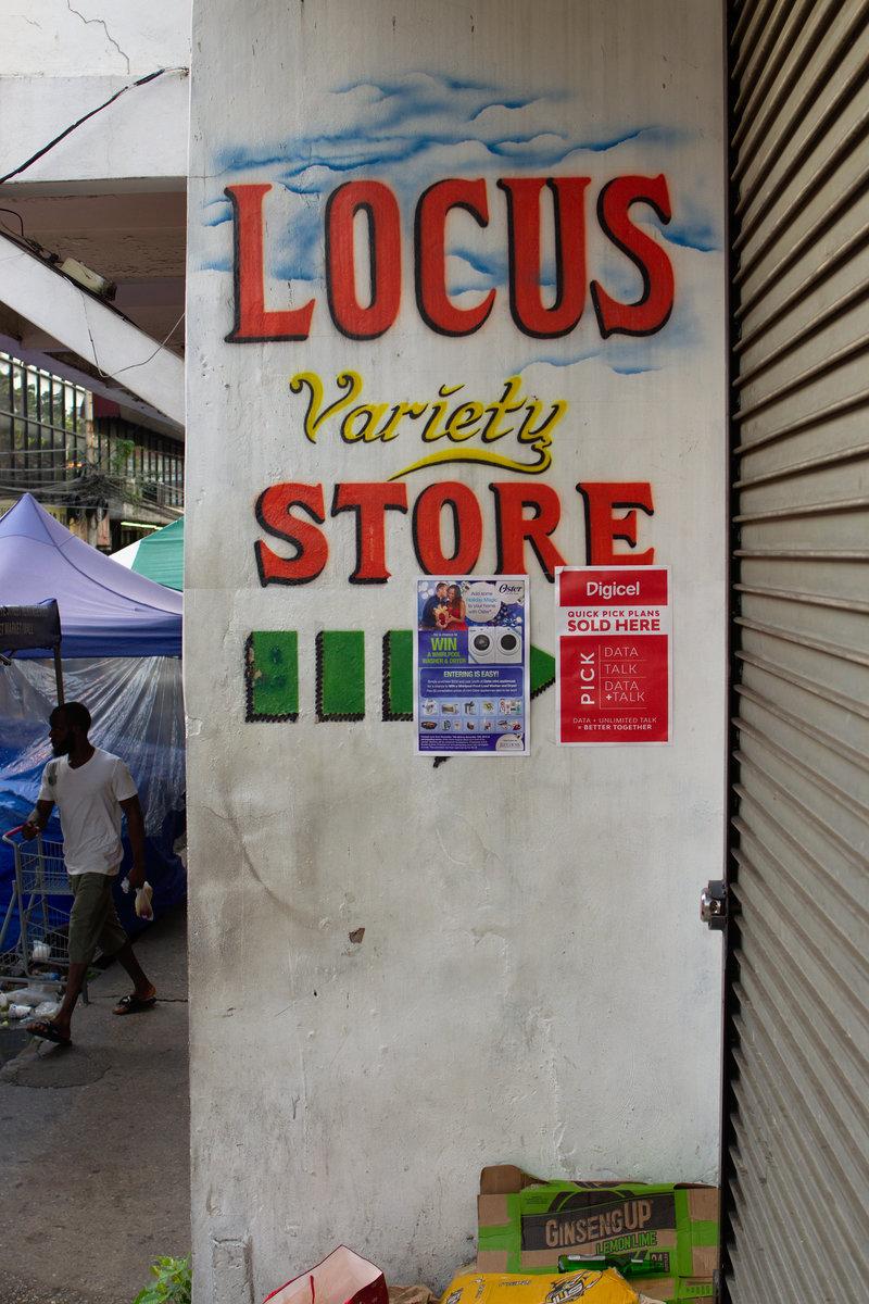 Locus Variety Store