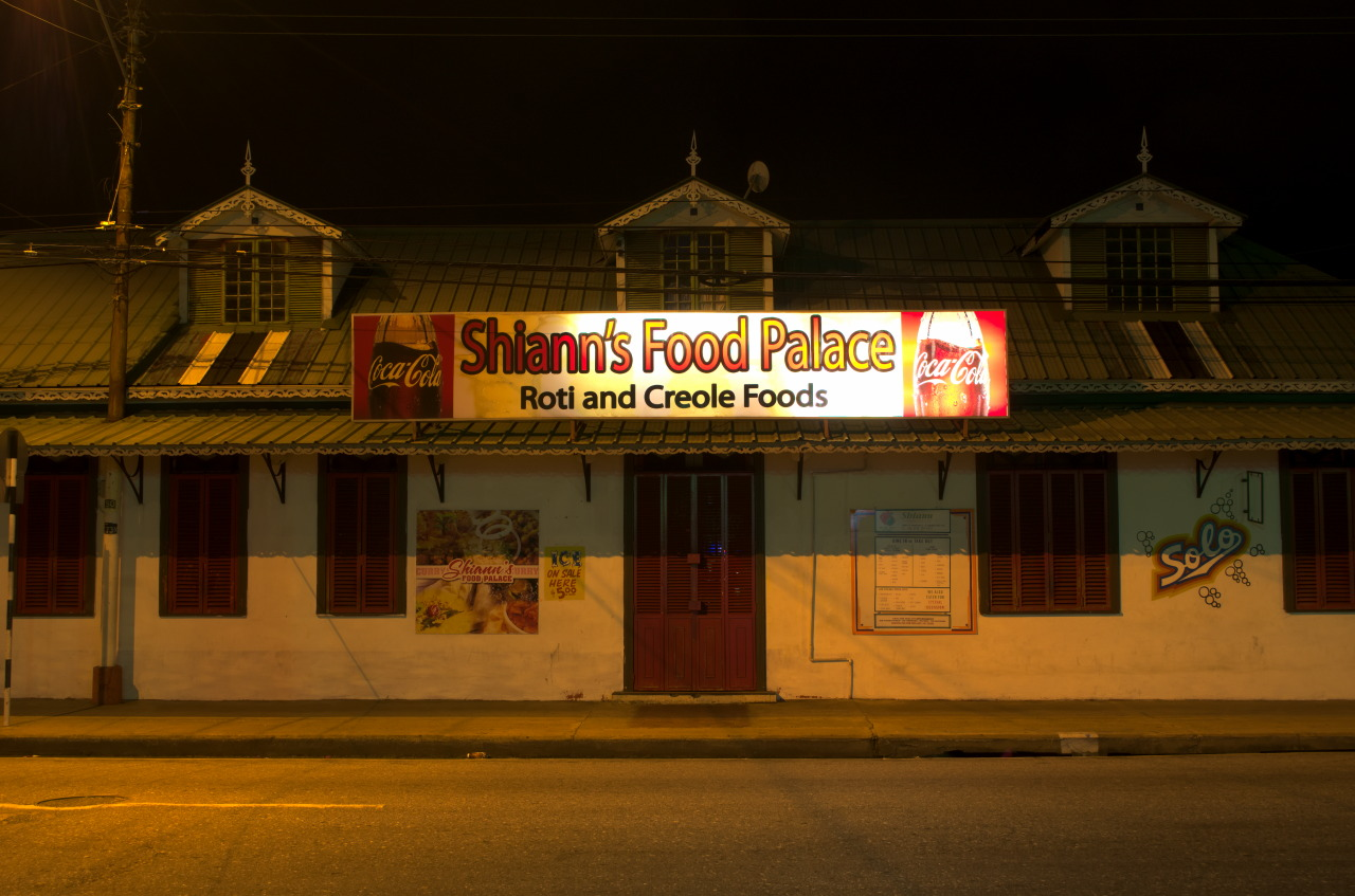 Shiann's Food Palace