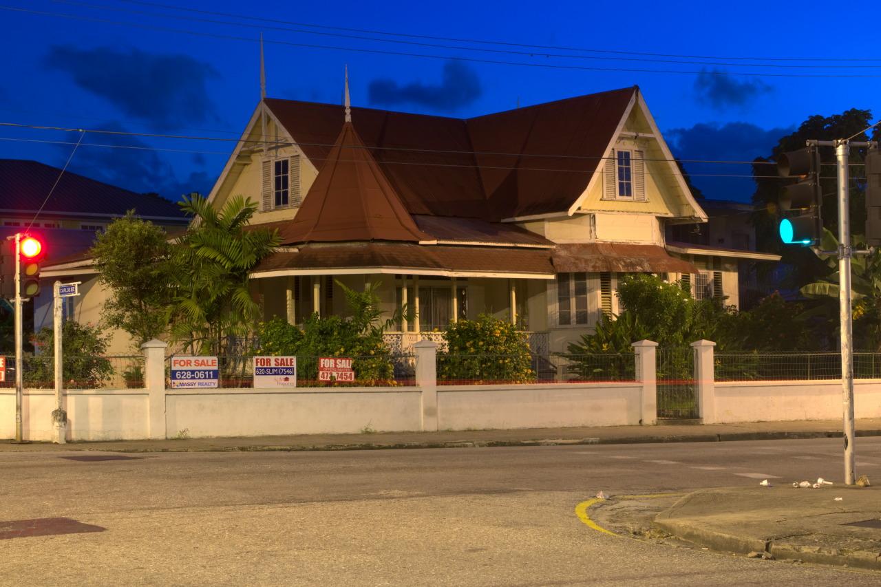 House on Carlos Street