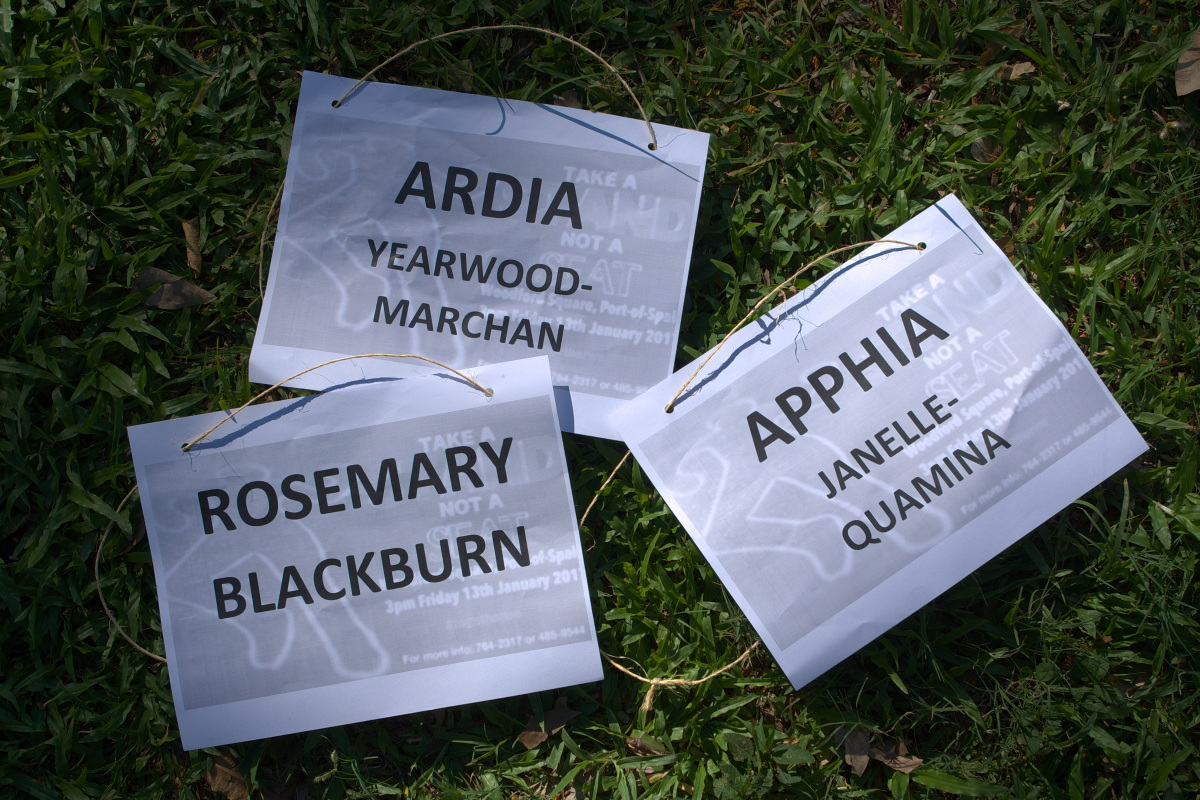 Ardia, Rosemary, and Apphia