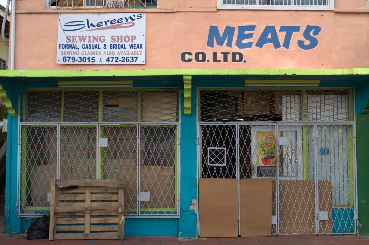 Shereen's Sewing Shop and Meats
