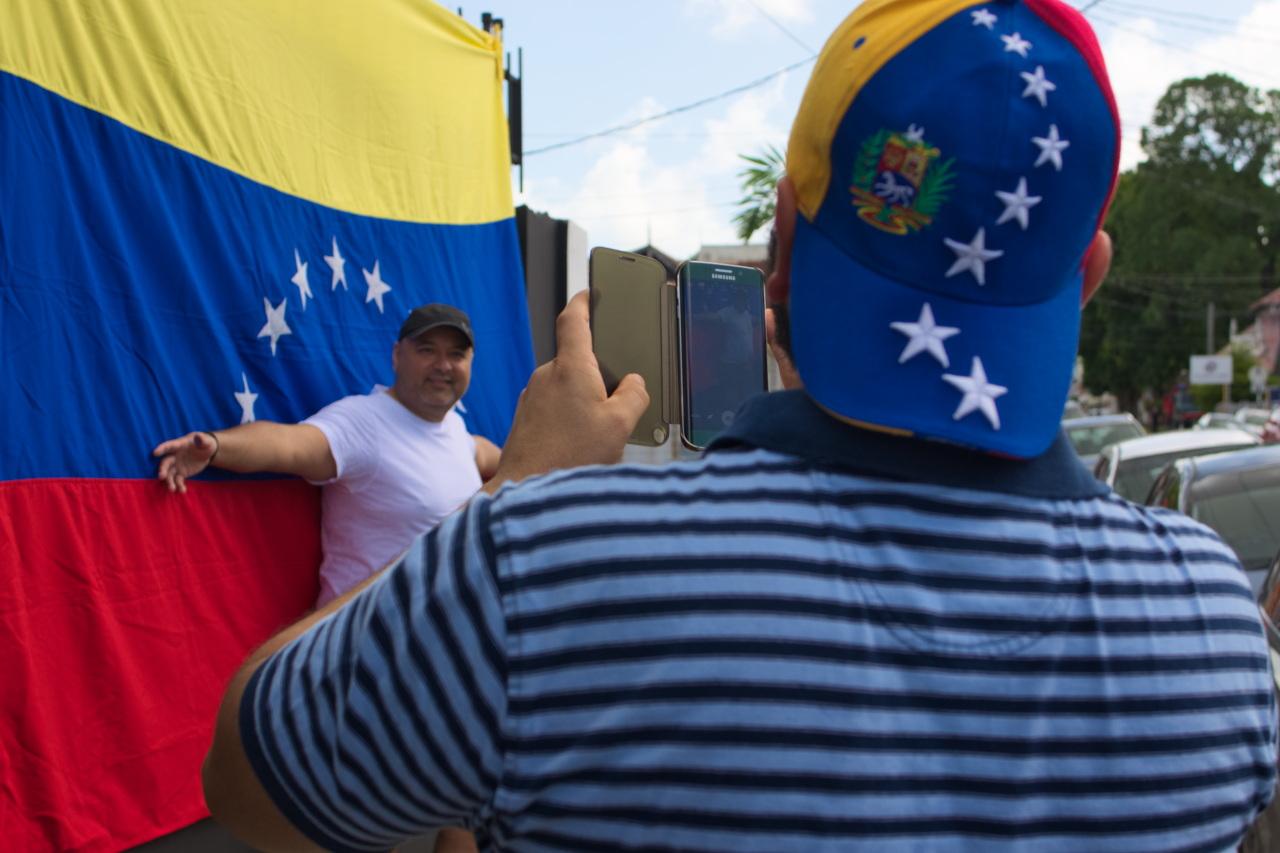 Que Viva Venezuela