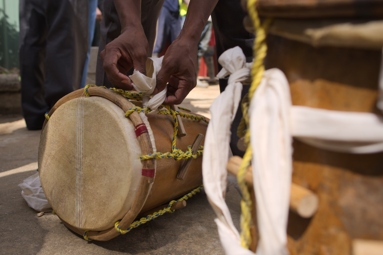 Garifuna Drums