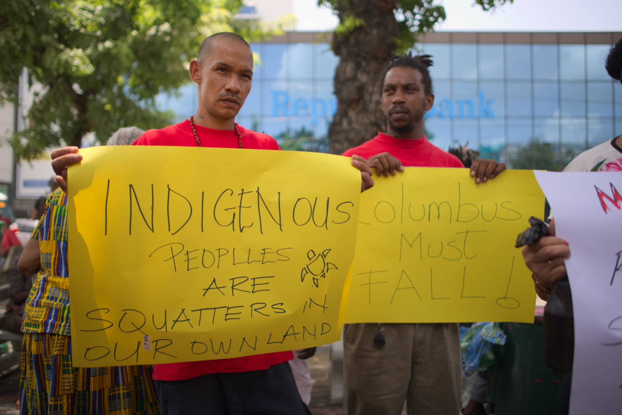 """""""Indigenous Peoples are Squatters in Our Own Land"""""""
