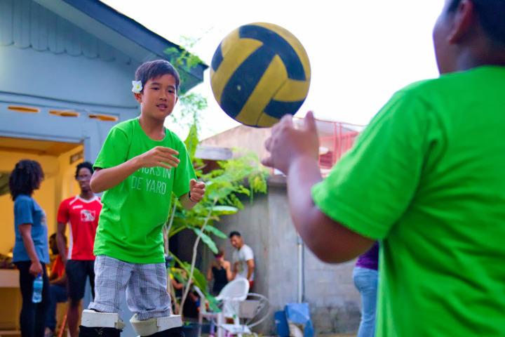 Sports in de Yard