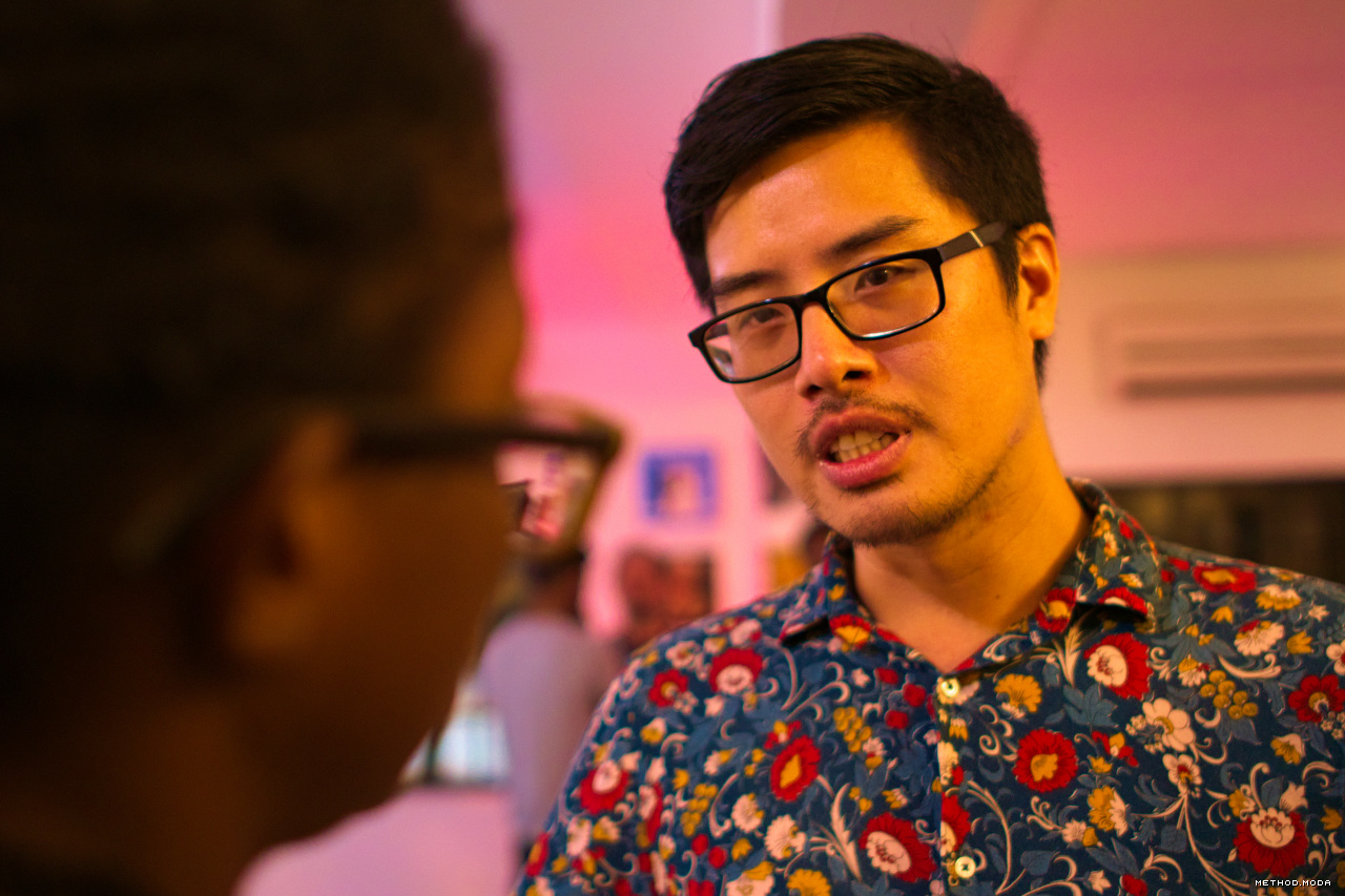 A Conversation with Joshua Lue Chee Kong