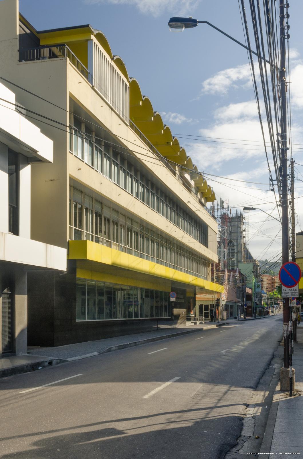 Park Street, Port of Spain